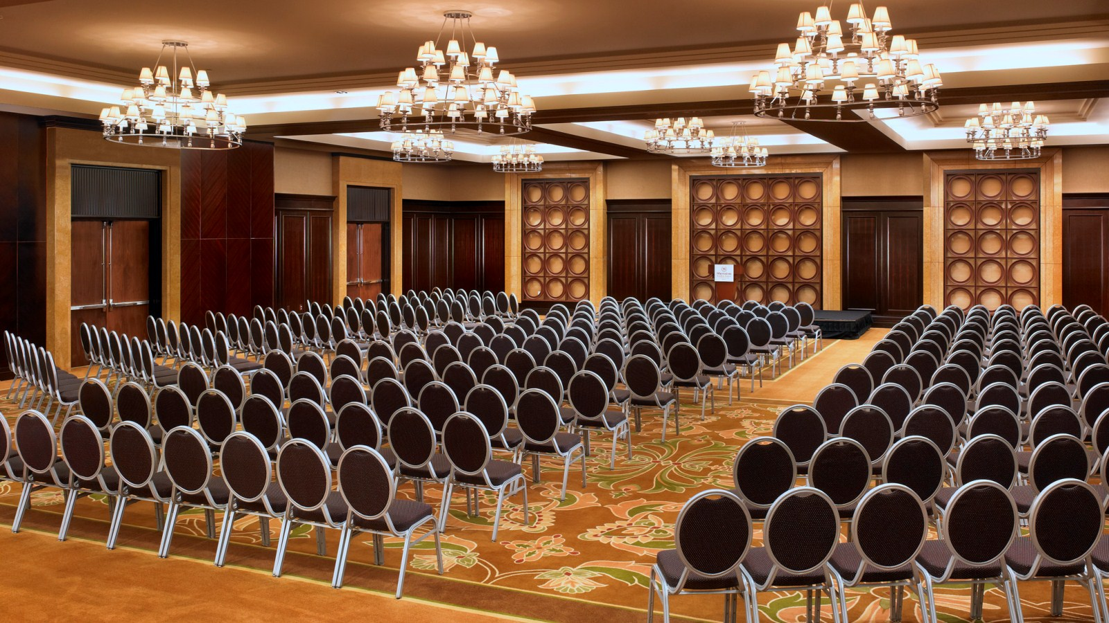 Anaheim Meeting Space - Crystal Sands Ballroom
