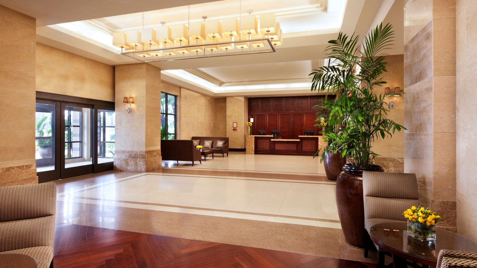 Anaheim Meeting Space - Lobby