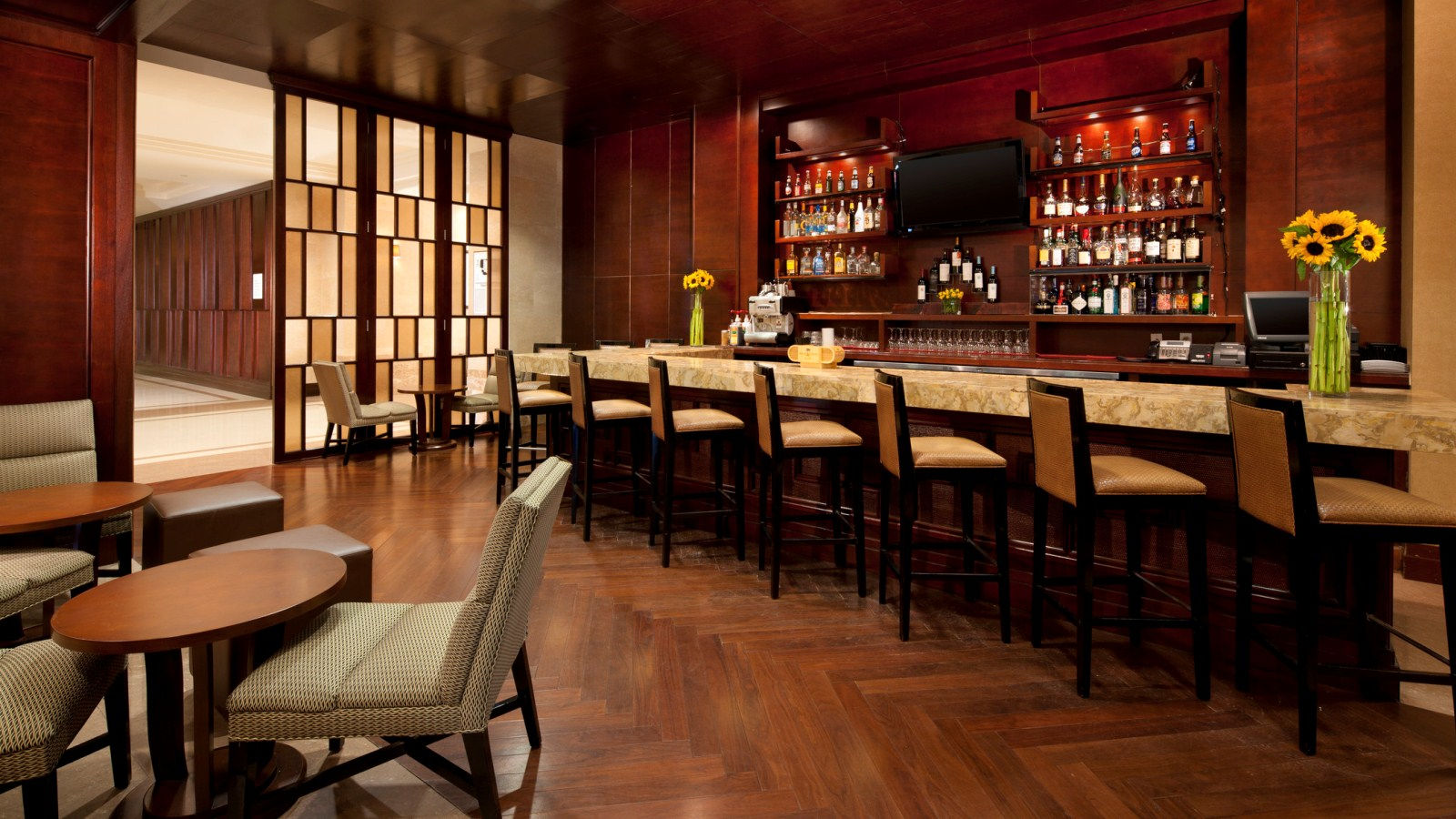 Paired - Lobby Bar