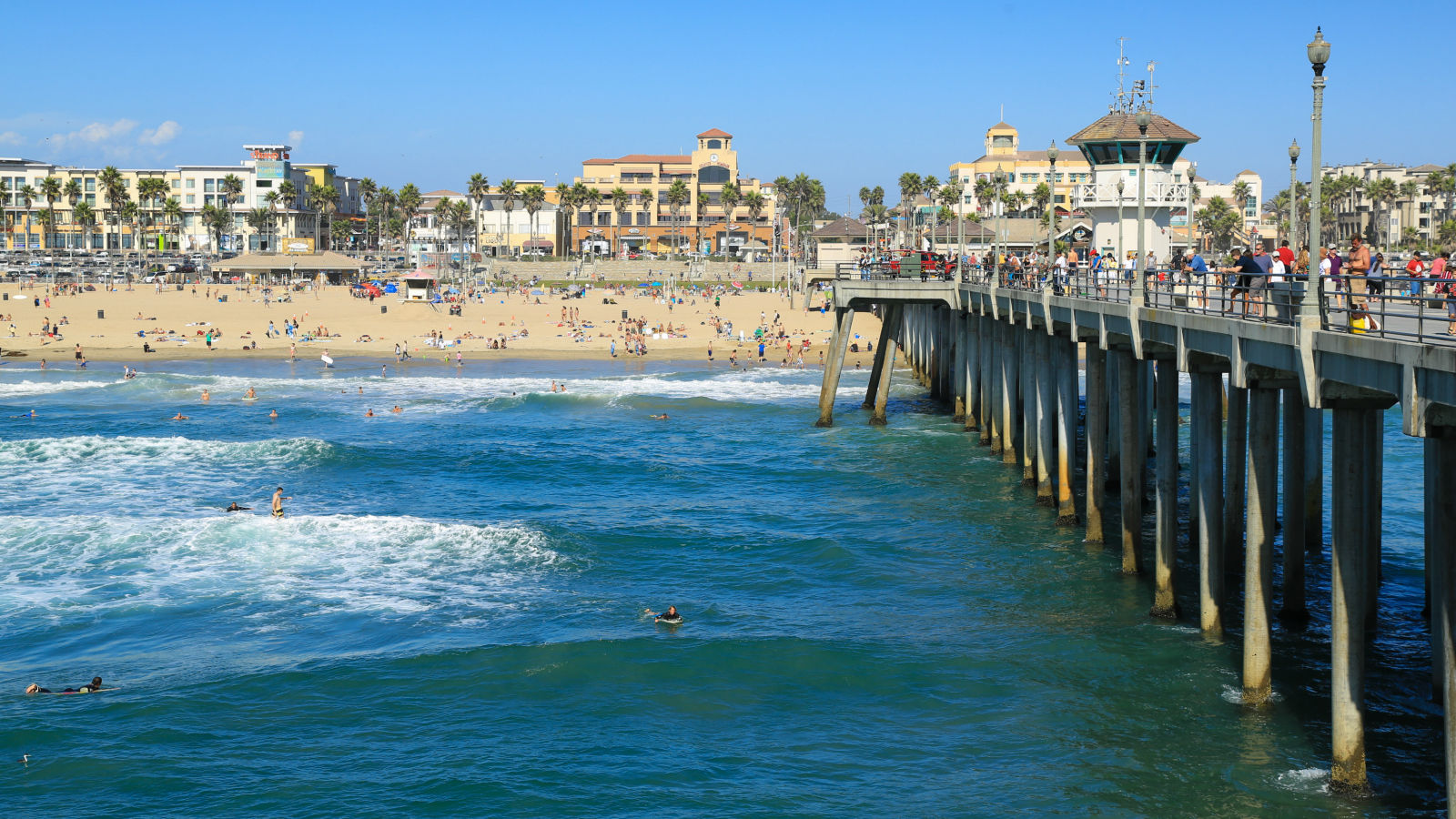 Things to Do in Anaheim - Huntington Beach