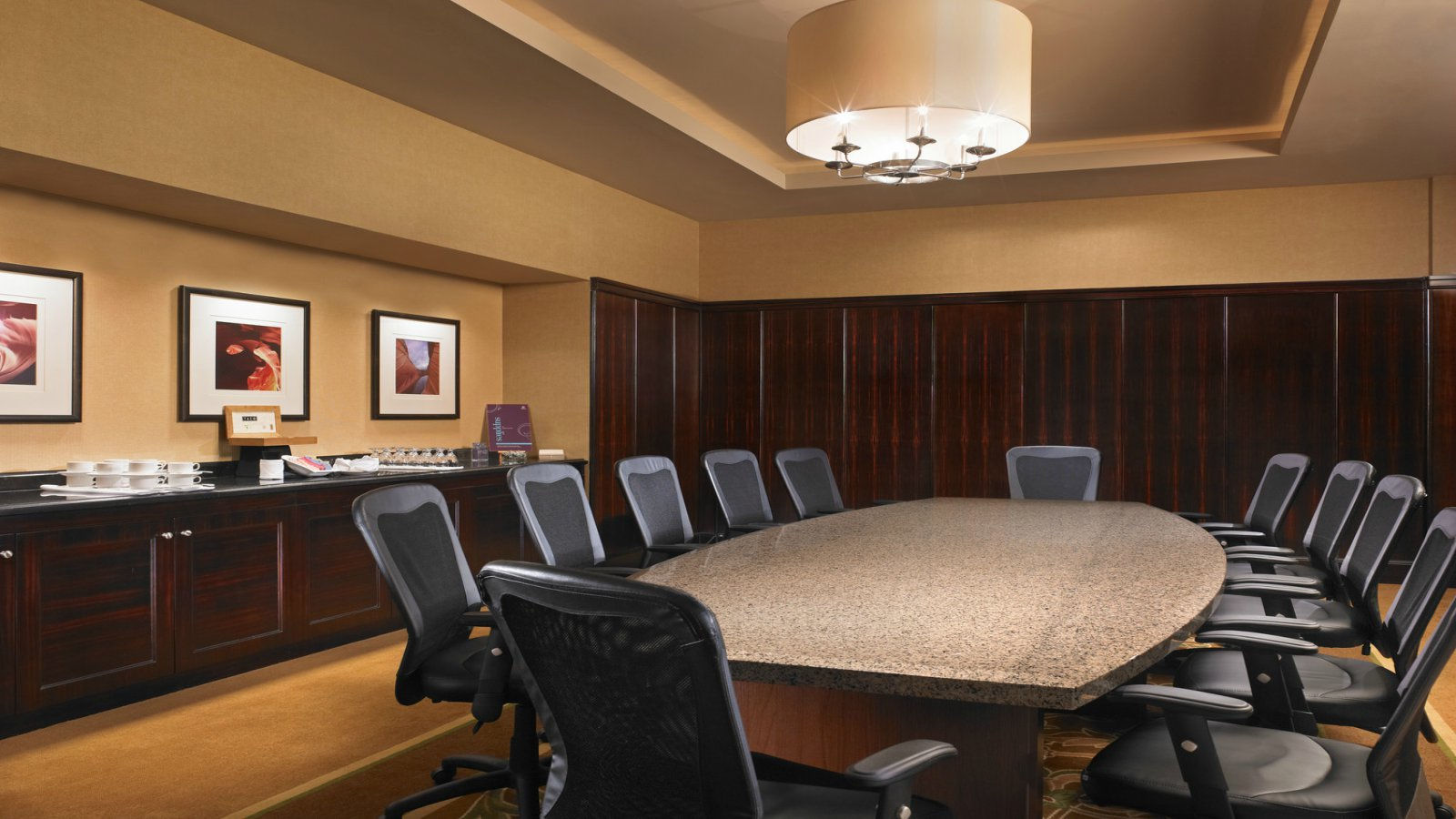 Meeting Space - Sheraton Garden Grove